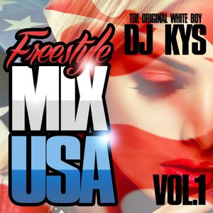 Freestyle Mix USA Vol.1