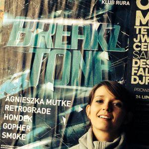 Breaks mix from Agnieszka Mutke