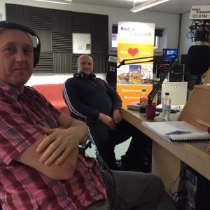 TNT Radio Show.  Dean Anderson with Chalky and Andy Dyson 18-6-15 Pt 1