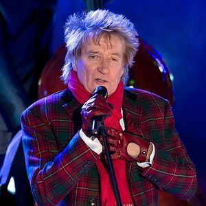 ROD STEWART'S Christmas 2012-12-09 ITV 1 ,London