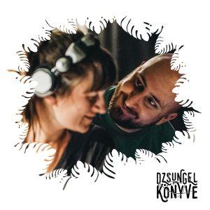 Mentalien + DJ Ren at Dzsungel Konyve 2019.04.02.