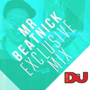EXCLUSIVE MIX: Mr Beatnick