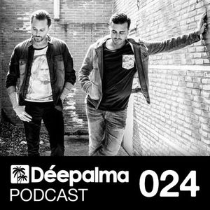 Déepalma Podcast 024 - by GABRIEL & CASTELLON