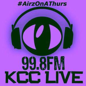 AirzOnAThurs - Thursday 8th November 2012 - 99.8FM KCC Live