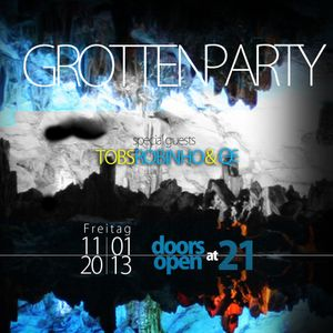 Grottenparty DJ Tobs