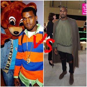Kanye vs Kanye Birthday Mix