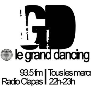 invitée du GRAND DANCING radio Clapas Miss Moon dj set (Soulbag crew) / mercredi 12 mai