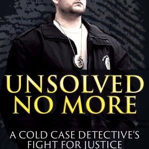 Cold Case Expert Kenneth L. Mains, author of UNSOLVED NO MORE  -- fascinating guy, great show