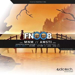 MNM (Monomix) @ Audiotech Sound System #2 on Fnoob Techno Radio - UK (09.11.2017)
