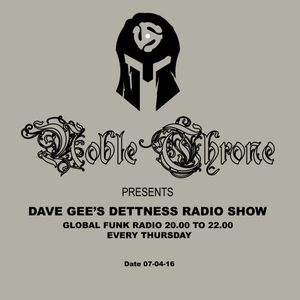 Dave Gee - Dave Geez Dettness (Thu 7 April 2016)