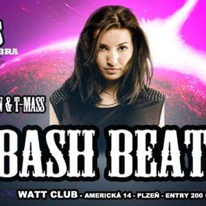 SveTec @ Bash Beats - Golpe B-day! - Pilsen Watt club - 22.03.2013