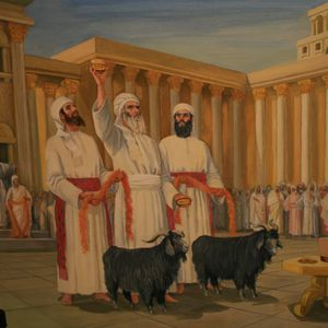 Parashá 29 Ajarei Mot [Después de la muerte]