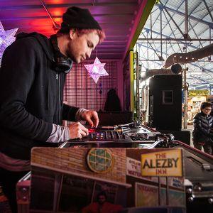 Winter Village Day 22: DJ Choozey (Morning Set)