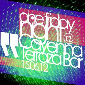 "One night @ Cayenna ""Terraza Bar"" DjSet"