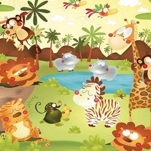 Fiesta en la selva