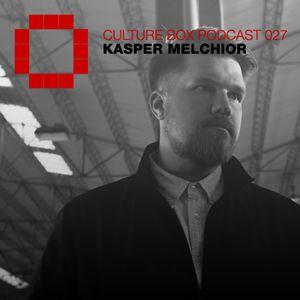 Culture Box Podcast 027 - Kasper Melchior