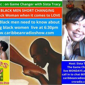 Talks – LiVE: Are Blackmen Short Changing  Black Women when it  comes to LOVE?