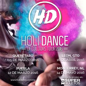 Richard James Taylor #Holi Dance Of Colors