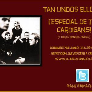 Antifama Especial The Cardigans 2012-06-17