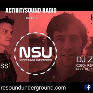 Peetrass & Ziggy Flow-Tek - Nsu #006 Radioshow on www.activitysound.com