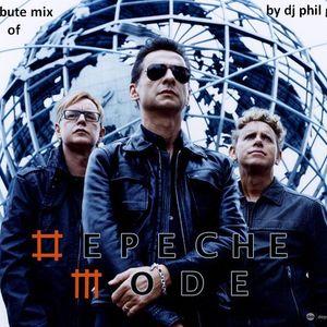 mix tribute Depeche Mode