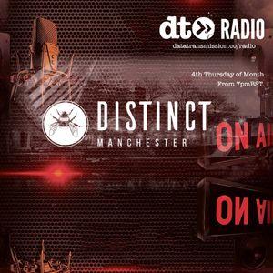 Distinct Manchester Show with Sciran & Grini - Oct