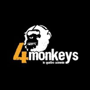 27° Puntata-LE 4MONKEYS IN ABITI ROCK