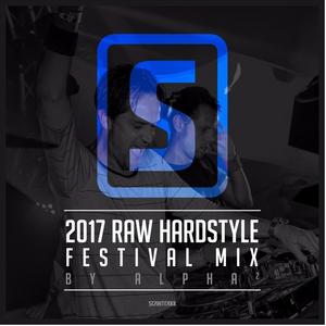 Alpha² @ Raw Hardstyle Festival 2017