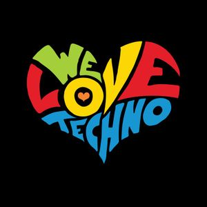 We Love The Techno in 2015  by Sunny