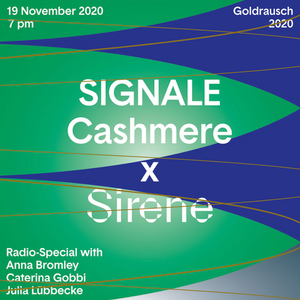 Lautstrom #69 SIGNAL-Remix feat. Cate Gobbi, Julia Lübbecke, Anna Bromley (2020-11-29)