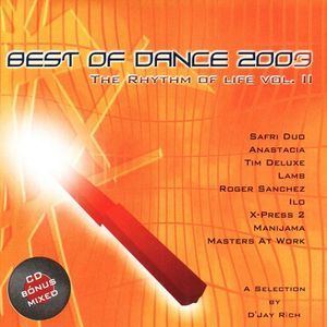 Best Of Dance 2003 - The Rhythm Of Life Vol. II (2003) CD1
