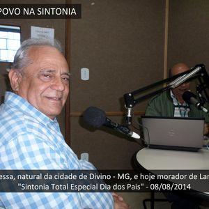 Entrevista Especial Dia dos Pais - 08/08/2014