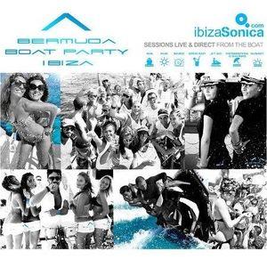 VALENTIN HUEDO / live broadcast from Bermuda boat party / 12.06.2012 / Ibiza Sonica