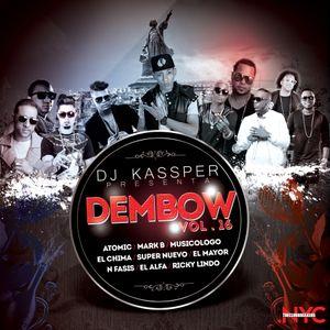 DJ Kassper - Dembow mix vol.16