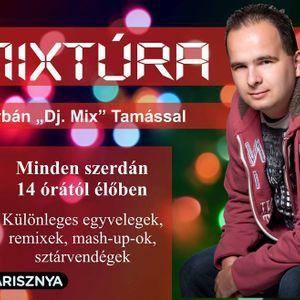 Mixtúra Orbán Dj. Mix Tamással. A 2016.  Október 26-i műsorunk. www.poptarisznya.hu