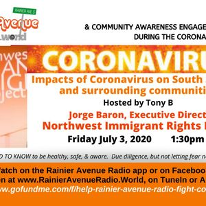Coronavirus Special 46 - Jorge Baron
