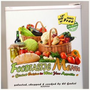 Foodtastic Menu - Global Cuisine to Whet Your Appetite