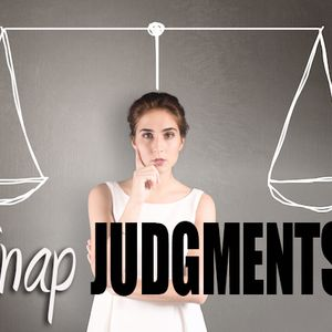 """""""Snap Judgments"""" by Dusty Johnson"""