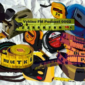 Vyhino FM podcast 0002 ruletki vyhino FM live-session Smookie..Cheer..Di.Wonder..Panicbot (3 track p