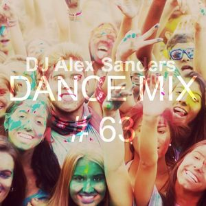 DJ Alex Sanders - Dance Mix # 63