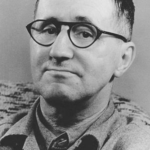 Theatre: Bertolt Brecht (1898-1956)