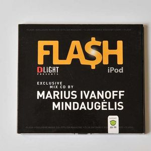 VA - Marius Ivanoff & Mindaugėlis - Flash (2007)