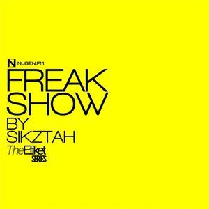 FreakShow 25 at Nugen.fm - 27/03/2011