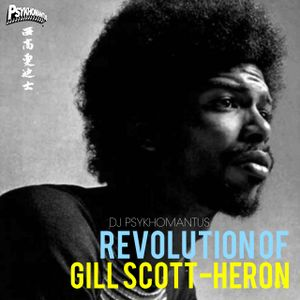 Revolution Of Gil Scott-Heron