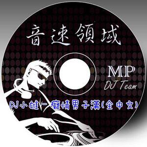 DJ小雄 - 癡情男子漢(全中文)