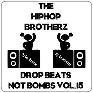 DJ DA DREAM & DJ CRUNKSTAR - DROP BEATS NOT BOMBS VOL.15