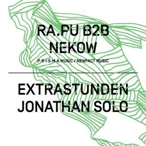 EXTRASTUNDEN Warm up mix for RA.PU & NEKOW / PARA CLUB SWITZERLAND