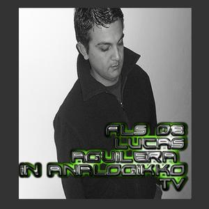 ALS08- Lucas Aguilera @ Analogikko TV Session