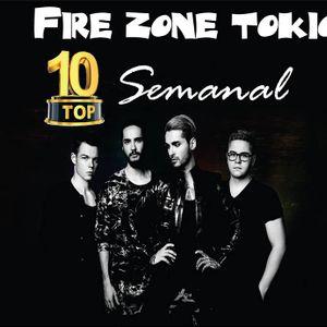 016 Fire Zone Tokio 230717 Fiesta Fin de Semana