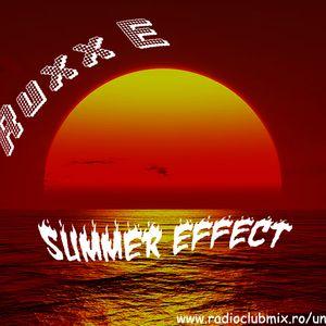 Ruxx E - Summer Effect (Promotional Mix July)